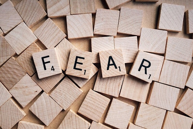 4 Types of Fear and Strategies on How to Overcome Fear