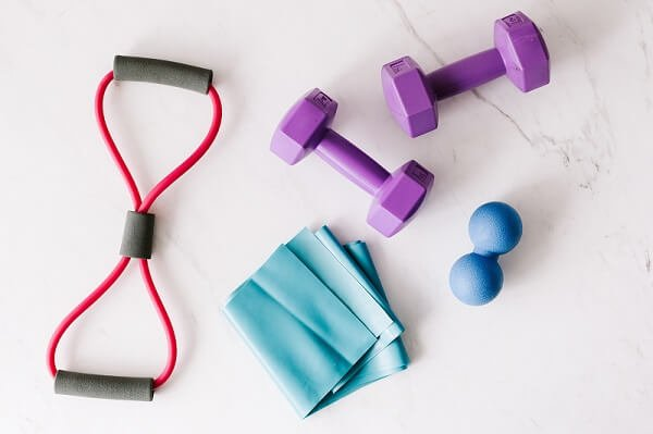 Home workout equipment under $50